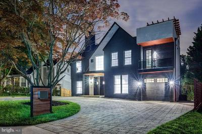 Chevy Chase Single Family Home For Sale: 3205 Coquelin Terrace