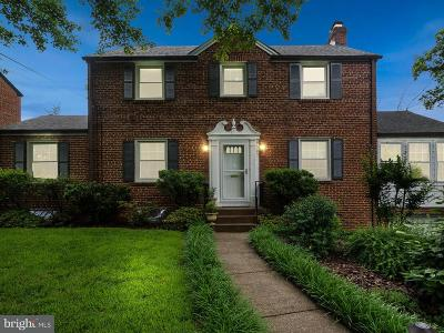 Silver Spring Single Family Home For Sale: 9505 St Andrews Way