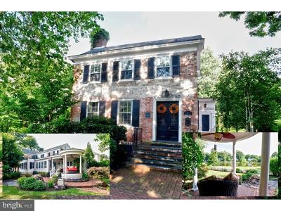 Cranbury Single Family Home For Sale: 6 N Main Street