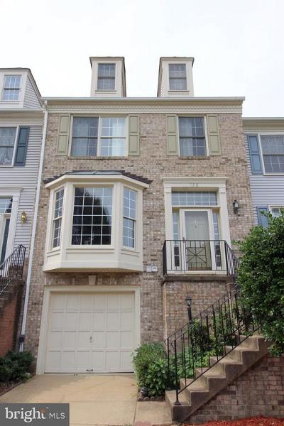 Alexandria Townhouse For Sale: 5811 Clapham Road