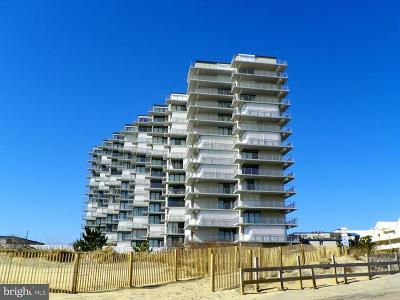 Ocean City Single Family Home For Sale: 8800 Coastal Highway #209