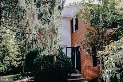 Reston Townhouse For Sale: 11716 Putting Green Court