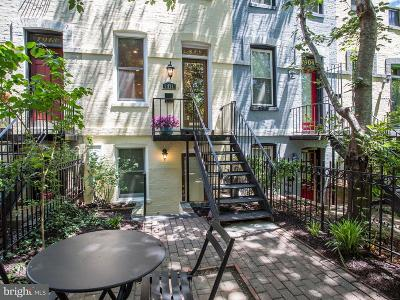 Washington DC Townhouse For Sale: $1,149,000