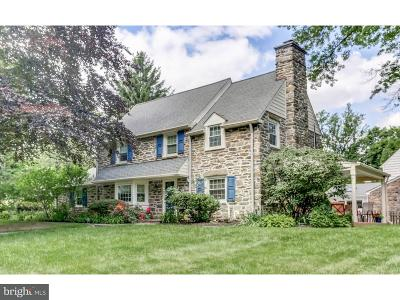 Wynnewood PA Single Family Home For Sale: $849,900