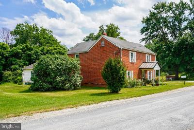 Purcellville Single Family Home For Sale: 12978 Sagle Road