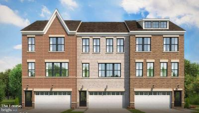 Annandale, Falls Church Townhouse For Sale: Ambrose Hills Road