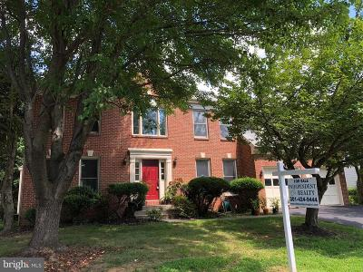 Gaithersburg Single Family Home For Sale: 15 Leatherleaf Court