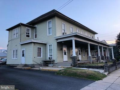 Akron Multi Family Home For Sale: 900 Main Street