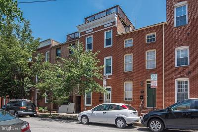 Federal Hill Townhouse For Sale: 1295 William Street