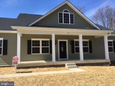 Prince Frederick Single Family Home For Sale: 19 Goldstein Road