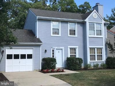 Waldorf Single Family Home For Sale: 6222 Panther Court