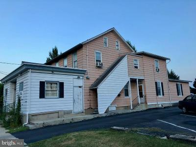 Akron Multi Family Home For Sale: 916 Main Street