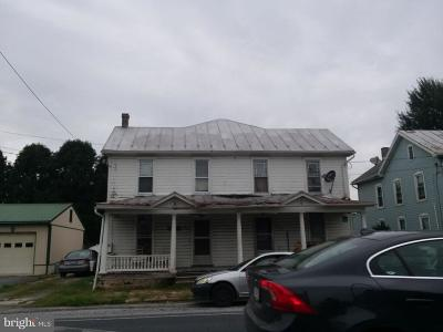 Shippensburg Single Family Home For Sale: 613 Walnut Bottom Road