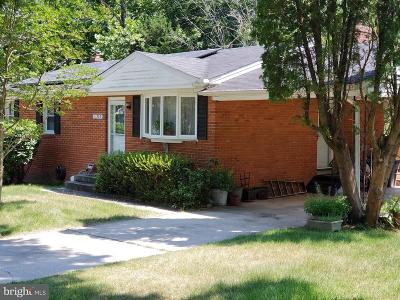 Upper Marlboro Single Family Home For Sale: 11303 Parkmont Drive