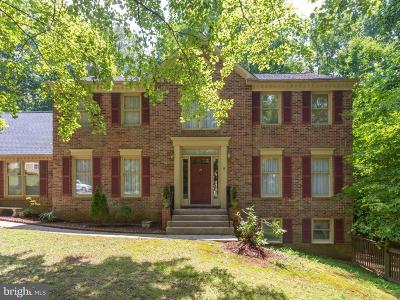 Manassas Single Family Home For Sale: 10527 Knollwood Drive