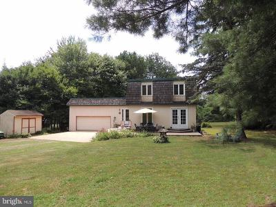 Perryville, Port Deposit Single Family Home For Sale: 1247 Belvidere Road