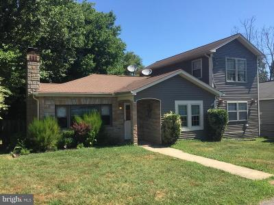 Chesapeake Beach Single Family Home For Sale: 3716 28th Street