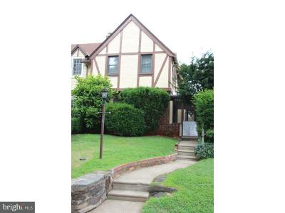 Wynnewood PA Single Family Home For Sale: $344,500