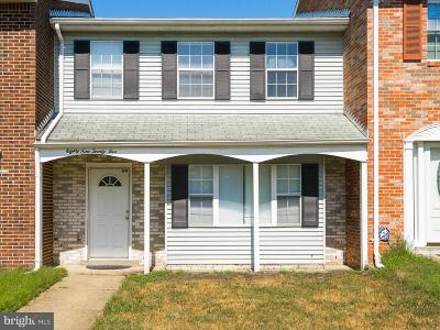 Upper Marlboro Townhouse For Sale: 8925 Simeon Court