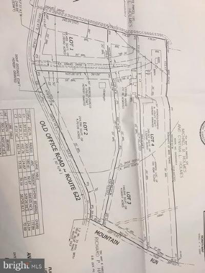 Culpeper Residential Lots & Land For Sale: Old Office Road