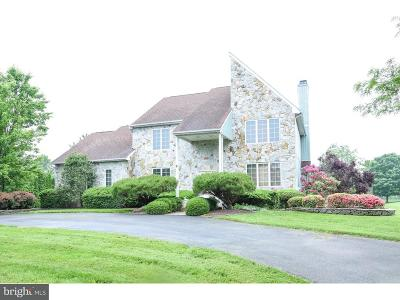 Warminster Single Family Home For Sale: 8 Lincoln Circle