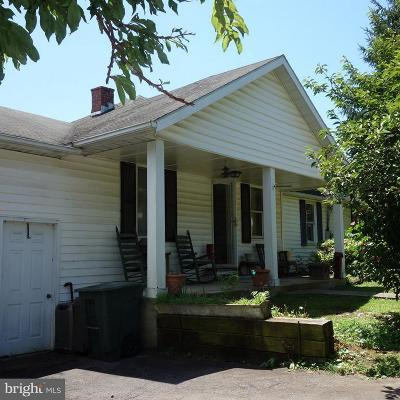 Hedgesville Single Family Home For Sale: 360 Allensville Road