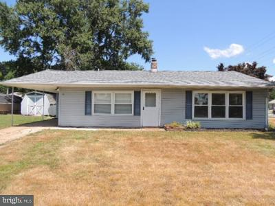 Newark Single Family Home For Sale: 50 Chaucer Drive