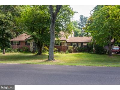 Yardley PA Single Family Home For Sale: $680,000