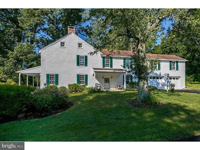 Downingtown Single Family Home For Sale: 751 Fairview Road