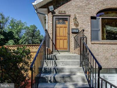 Takoma Park Single Family Home For Sale: 1127 Linden Avenue