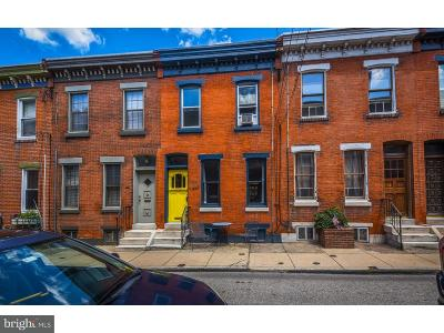 Art Museum Area Townhouse For Sale: 2417 Meredith Street