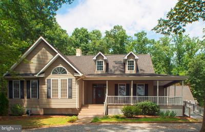 Bumpass Single Family Home For Sale: 25 Tara Woods Drive