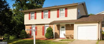 Upper Marlboro Single Family Home For Sale: 9802 Gay Drive