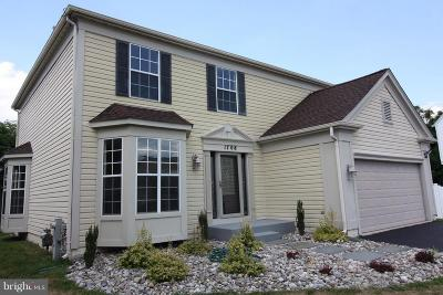 Severn Single Family Home For Sale: 1708 Vestment Court