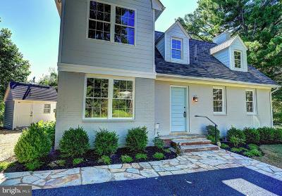 Baltimore Single Family Home For Sale: 5601 Woodlawn Road