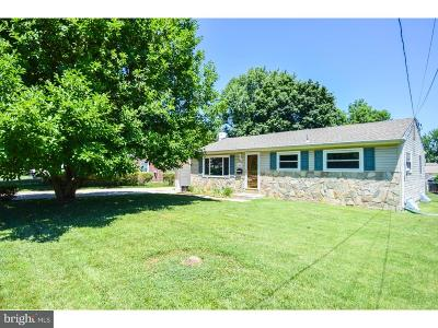 Warminster PA Single Family Home For Sale: $279,000