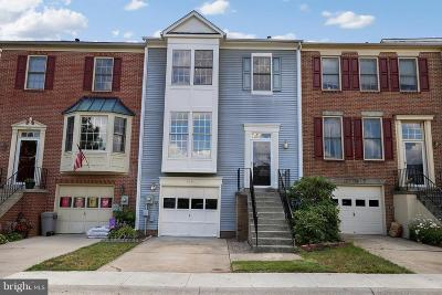 Frederick MD Townhouse For Sale: $289,900