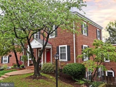 Arlington Condo For Sale: 2829 Abingdon Street S #B