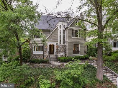 Washington Single Family Home For Sale: 2806 University Terrace NW