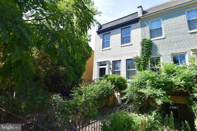 Washington DC Townhouse For Sale: $875,000