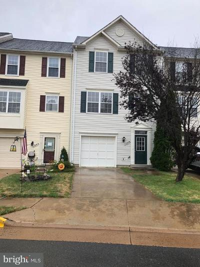 Manassas Rental For Rent: 11078 Clovertree Court