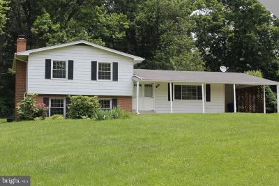Frederick County Single Family Home For Sale: 11802 Wendy Court