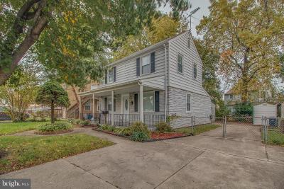 Hyattsville Single Family Home For Sale: 6505 20th Avenue
