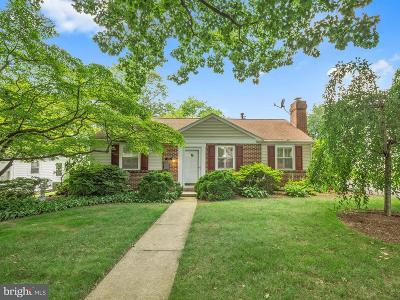 Frederick MD Single Family Home For Sale: $375,000
