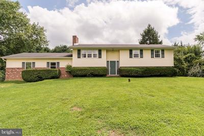 Jarrettsville Single Family Home For Sale: 1807 Trout Farm Road