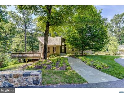 Chadds Ford PA Single Family Home For Sale: $3,395,000