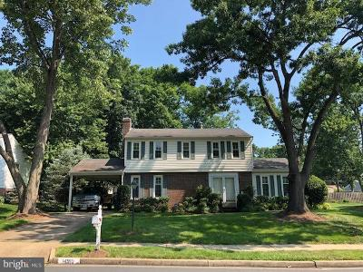 Centreville Single Family Home For Sale: 14910 Kamputa Drive