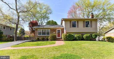 Alexandria VA Single Family Home For Sale: $599,000