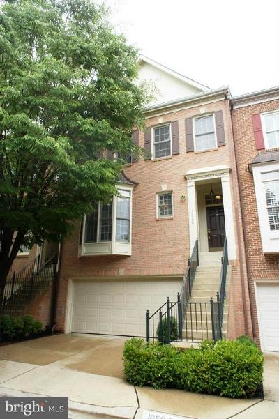 Fairfax Townhouse For Sale: 10504 James Wren Way