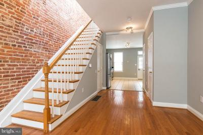 Baltimore Townhouse For Sale: 118 Curley Street S